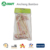Bamboo decorative knott nosh skewer with polybag