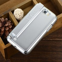 Cigarette Lighter Case For Samsung Galaxy Note 2 Case