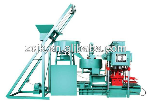 High Efficiency Terrazzo Tile Production Line Manufacturer Cement Roffing Tile Machine ZCW-120 Concrete Roof Tile Making Machine