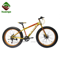 fat bike 26 snow bike 7 gearswith disc brake fat tire bicycle guangzhou