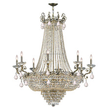 oil lamp extra large crystal chandelier for hotel lobby