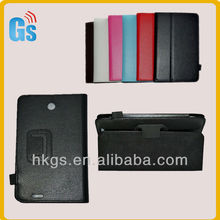 "Leather Flip Case Cover for ASUS Tablet, Leather Case for ASUS ME371 7"", Leather Case for Fonepad ME371 Tablet PC"