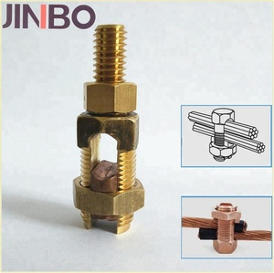 Earthing Copper Split Bolt Joint Connector for Multi Wires