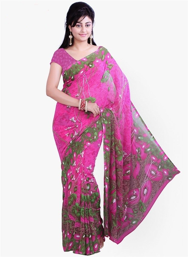 Online Shop China Sexy Saree Designs Makers In India Dress With Bandhani Material