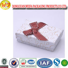 Popular Custom Garment/T-Shirt Paper Packaging/Packing Gift Box