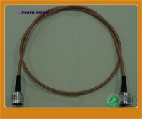500 mm RG142 RF Jumper Cable ( N Male to N Male Connectors)
