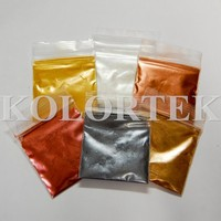 Metallic Colors for Car Pigments Automotive Paint Pigments