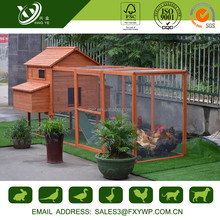 2017 Hot Sale Pet Cages Small Animal Wooden Chicken Coop Large