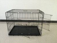 "2016 Trade Assurance 18"",20"", 24"", 30"", 36"", 42"", 48"" Metal Dog Cage For Sale Cheap"