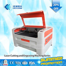 Keyland Laser Cutting and Engraving Machine KQG1390 for Nameplate