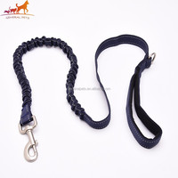 wholesale Dog Collar and Leash Buffering Belt leather dog leash