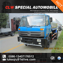 dongfeng 4*2 9500 Liters nozzle water truck for sales