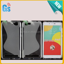 Phone Case For BBK For ViVo X5 Max X5Max Cover S Line Gel TPU