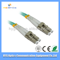 LC-LC connector 2.0mm SX SM fiber optical jumper/jumpers and connectors for telecommunication