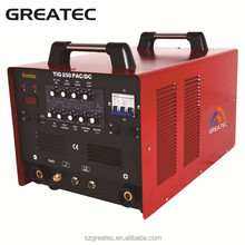TIG DC AC Gas aluminum welding machine price