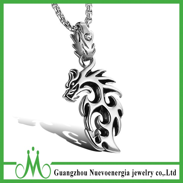 Popular design stainless steel metal pendant jewelry for men hip hop pendant