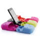 Promotion Novelty Cell Phone Stand Holder Custom Horn Speaker Silicone Amplifier For All Smartphone
