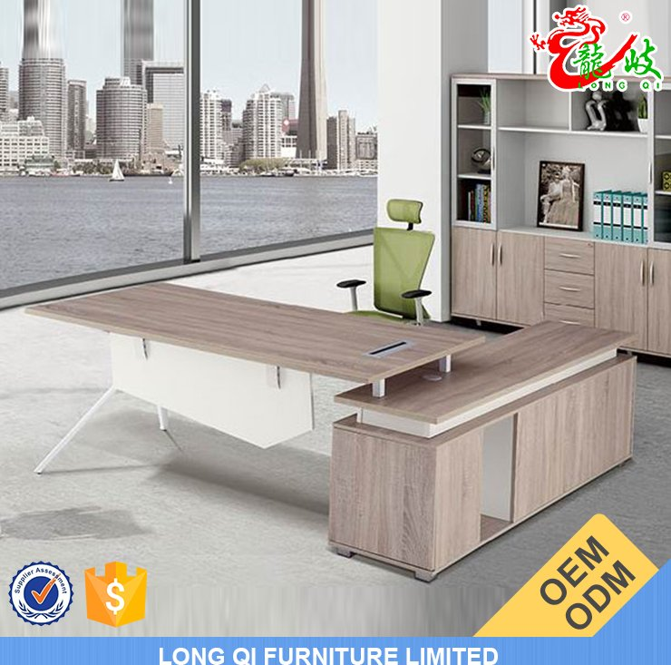 Simple new design small unique executive office desk modern manager table office furniture