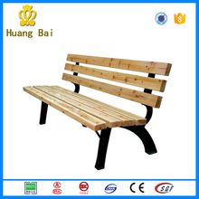 2017 hot sell Outdoor park benches leisure chair for sale