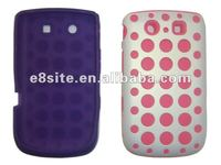 Circle Style Combo Cell Phone Case For BlackBerry Torch 9800