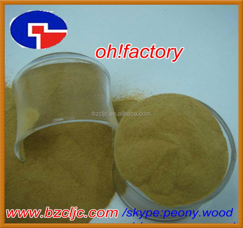sodium naphthalene sulfonate/lignin/ammonium lignosulphonate for russia market