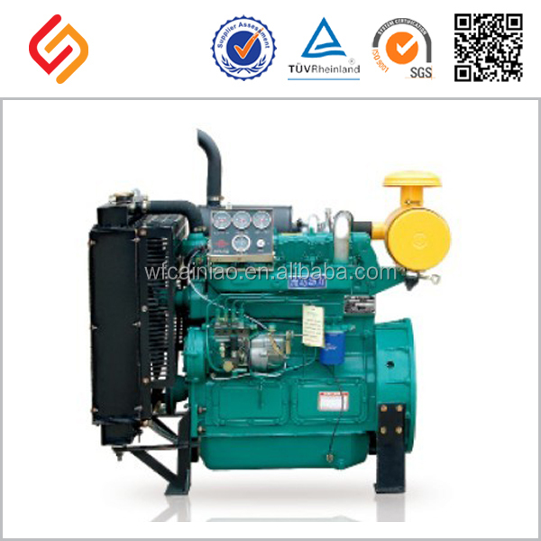 R4105ZD1 weifang ricardo turbocharge diesel engine Manufacturer