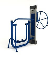 High qulity outdoor fitness equipment for park public places
