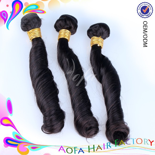 hot selling grade AAAAAAA spring curl human hair curly weaving remy human hair extension