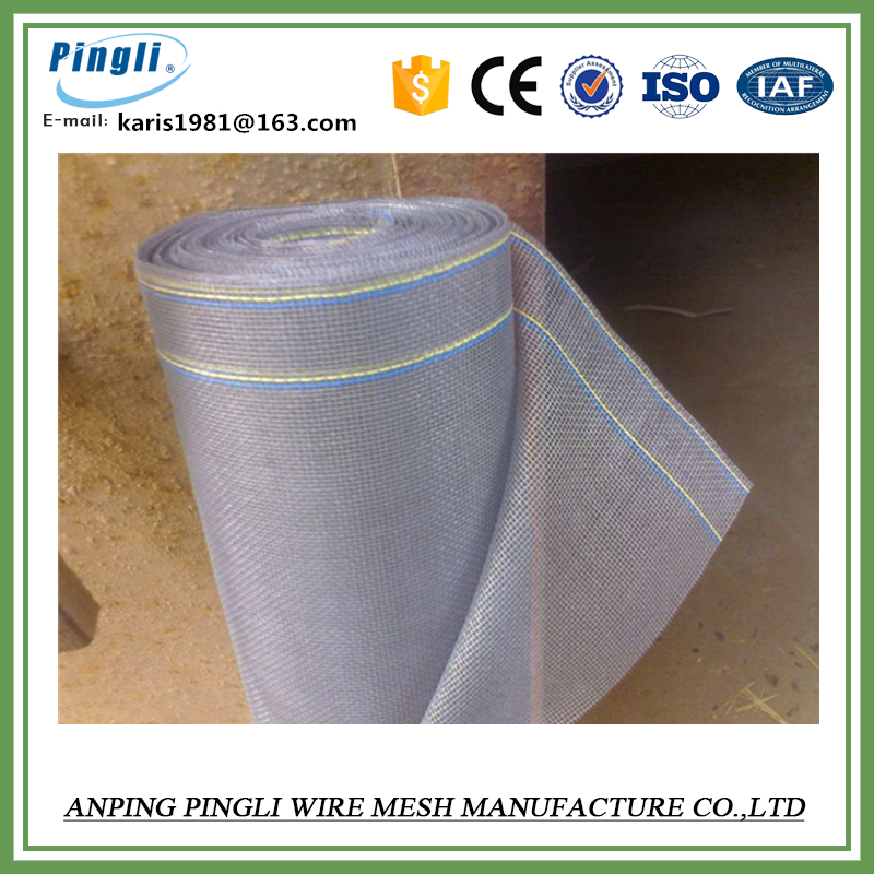 Plastic window screen/insect net/mosquito net