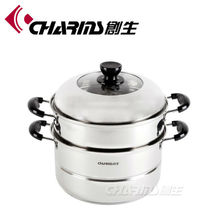 2016 Chuangsheng fashion design stainless steel 304 kitchenware tools/kitchen utensil& home food steamer