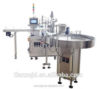 Small Scale Bottle Juice Hot Filling Machine