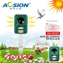 Aosion advanced ultrasonic pig repeller