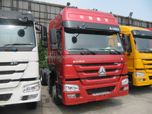 HOWO 4x2 Head tractor truck,international tractor truck head for sale