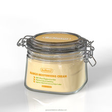 Moisturizing & Soothing Skin Care Mango Butter Cream For Dry Body Skin