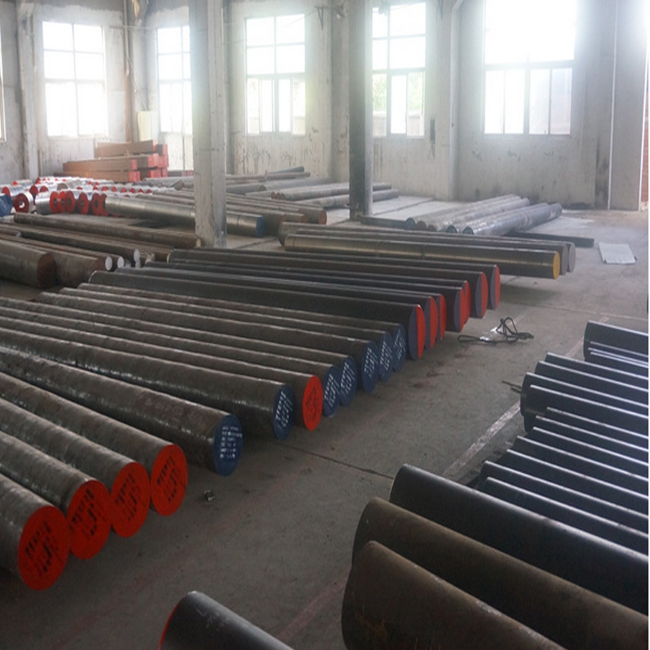 Hot sale Prime 1.2344 efs steel round bar in china