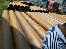 China round ERW/SSAW steel pipe for oil and gas industry