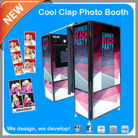 Photo & Video Wedding Party Rental Photo Booth
