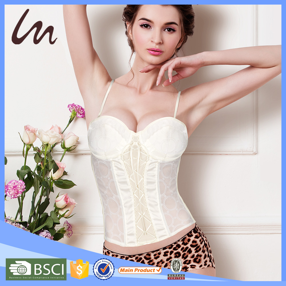 Newest women shapewear slimming bodysuit corset spandex belly band