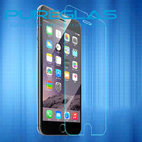 Liquid nano oleophobic coating 0.3mm for iPhone 6 screen protector tempered glass