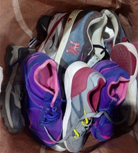 Bigger size 42-50 second hand branded used sports shoes for women men children high quality hotest sale good condition