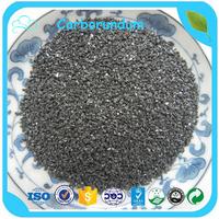 Green/black silicon carbide abrasive