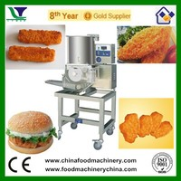 Automatic Beef Chicken Shrimp Fish Meat Burger Former