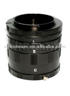 Macro Extension Adapter Tube 3 Ring Adapter For Nikon