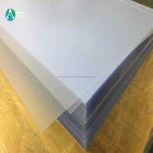 0.3mm Translucent PVC Plastic Sheet for Offset Printing