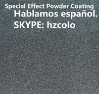 Special Effect Powder Coating Paint