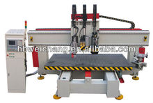 hot!!!cnc router metal cutting machine SWCZZ1325 (CE) ,manufacturer,can make 5 axis