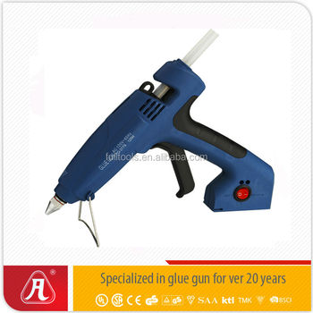 ON-OFF SWITCH CORDLESS Professional adhesive GUN
