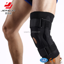 Adjustable Rom Neoprene Hinged Compression Knee Brace and Support