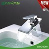 New single lever waterfall basin american faucet