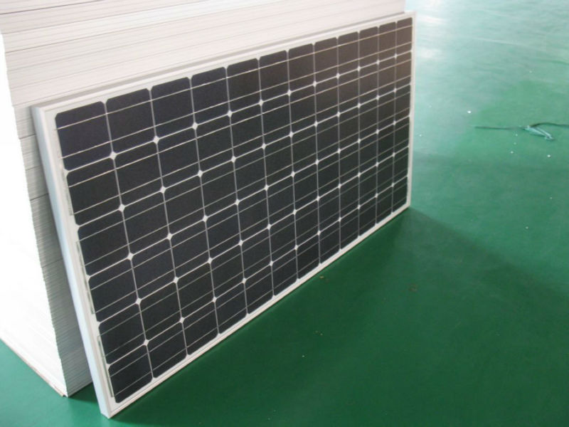 A-grade& high efficiency 145W poly solar panel solar panel price in india is lowest with TUV CE certificate